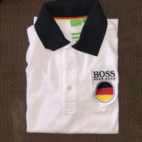 hugo boss polo sale